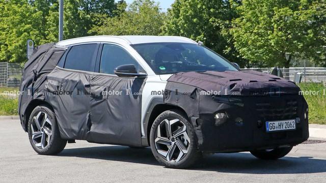 Khắc họa Hyundai Tucson thế hệ mới đẹp như Lamborghini Urus, đe doạ Honda CR-V - Ảnh 4.