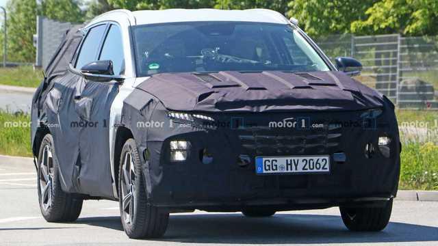 Khắc họa Hyundai Tucson thế hệ mới đẹp như Lamborghini Urus, đe doạ Honda CR-V - Ảnh 5.
