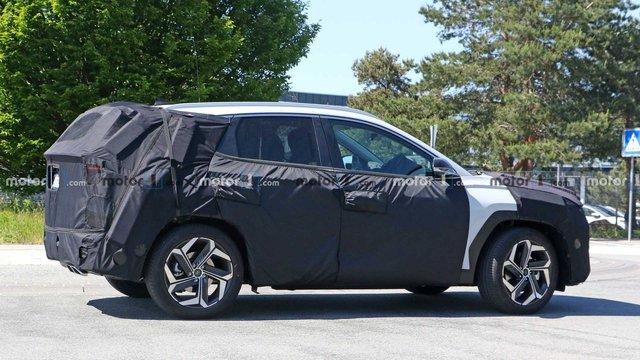 Khắc họa Hyundai Tucson thế hệ mới đẹp như Lamborghini Urus, đe doạ Honda CR-V - Ảnh 6.