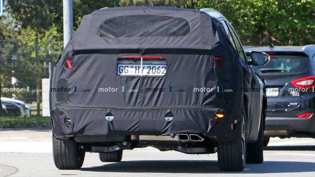Khắc họa Hyundai Tucson thế hệ mới đẹp như Lamborghini Urus, đe doạ Honda CR-V - Ảnh 7.