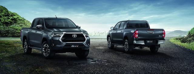 Ra mắt Toyota Hilux 2021: Như RAV4, mạnh ngang Ford Ranger Raptor, chờ ngày về Việt Nam vực dậy doanh số - Ảnh 2.