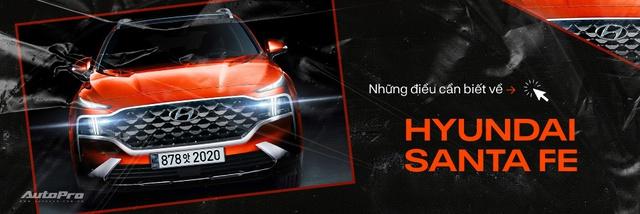 Hyundai Santa Fe phiên bản mới lại lộ mặt: Lần này có cả ảnh hàng ghế sau - Ảnh 5.