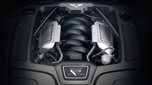 Tạm biệt V8 6.75L - Động cơ huyền thoại của Bentley 61 năm qua, luôn lắp thủ công trong 15 giờ - Ảnh 1.