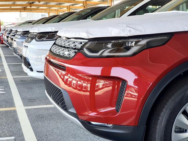 Lô hàng Land Rover Discovery Sport 2020 về Việt Nam, thêm đối thủ cho Mercedes-Benz GLC - Ảnh 1.