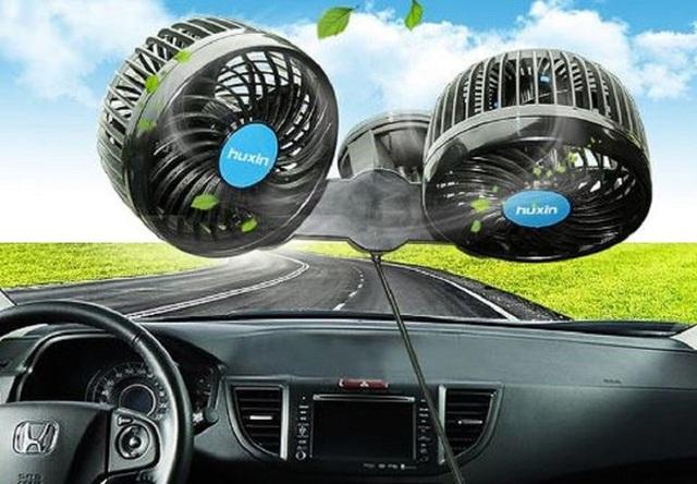 Những phụ kiện giảm nắng nóng trong xe ô tô vào những ngày hè sắp tới - Ảnh 3.