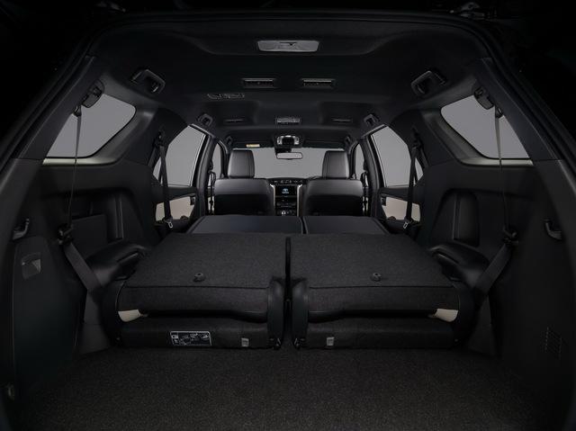 Ra mắt Toyota Fortuner 2021 - Vua SUV 7 chỗ sửa thiết kế, đáp trả Hyundai Santa Fe - Ảnh 7.
