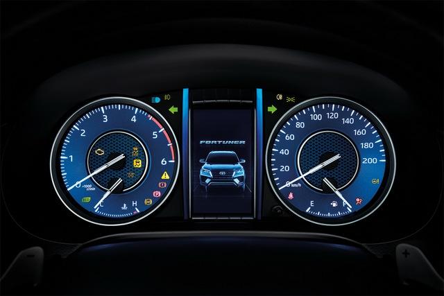 Ra mắt Toyota Fortuner 2021 - Vua SUV 7 chỗ sửa thiết kế, đáp trả Hyundai Santa Fe - Ảnh 8.