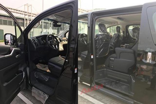 Lộ ảnh và trang bị trên Toyota Granvia giá hơn 3 tỷ đồng sắp ra mắt Việt Nam: Máy diesel, ghế thương gia, nhiều công nghệ hiện đại - Ảnh 3.