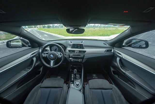 BMW X2 siêu độc trên thị trường xe cũ bán lại giá hơn 1,8 tỷ đồng, ODO của xe khiến ai cũng bất ngờ - Ảnh 4.