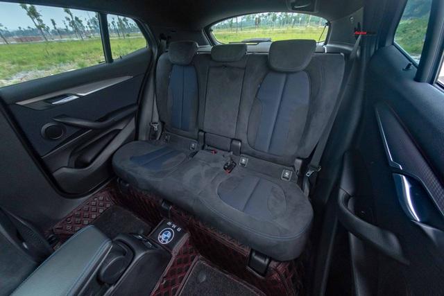 BMW X2 siêu độc trên thị trường xe cũ bán lại giá hơn 1,8 tỷ đồng, ODO của xe khiến ai cũng bất ngờ - Ảnh 6.