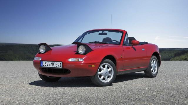 10 xe khẳng định tên tuổi Mazda: CX-5 gây bất ngờ khi lạc tông nhất - Ảnh 5.