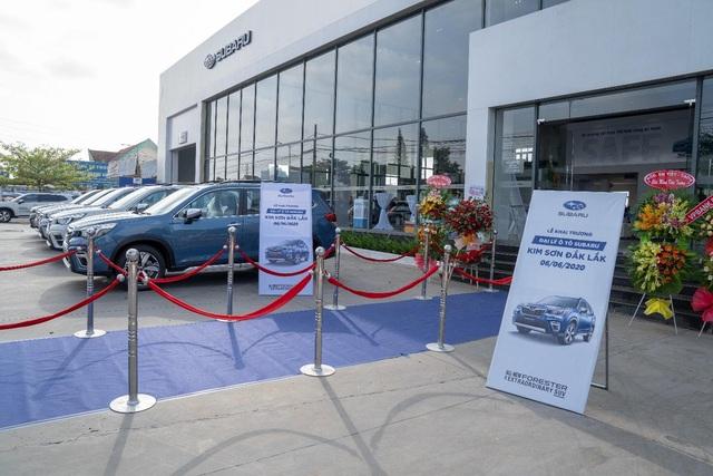 Forester đắt khách, Subaru mở rộng đại lý tới khu vực Tây Nguyên để đáp ứng nhu cầu thị trường - Ảnh 1.