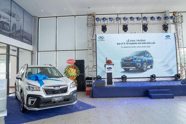 Forester đắt khách, Subaru mở rộng đại lý tới khu vực Tây Nguyên để đáp ứng nhu cầu thị trường - Ảnh 2.