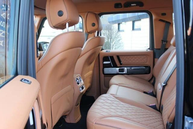 Thêm siêu SUV Mercedes-AMG tiền tỷ mạnh hơn cả Lamborghini Urus chuẩn bị về Việt Nam - Ảnh 7.