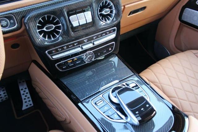 Thêm siêu SUV Mercedes-AMG tiền tỷ mạnh hơn cả Lamborghini Urus chuẩn bị về Việt Nam - Ảnh 6.
