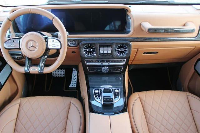 Thêm siêu SUV Mercedes-AMG tiền tỷ mạnh hơn cả Lamborghini Urus chuẩn bị về Việt Nam - Ảnh 4.