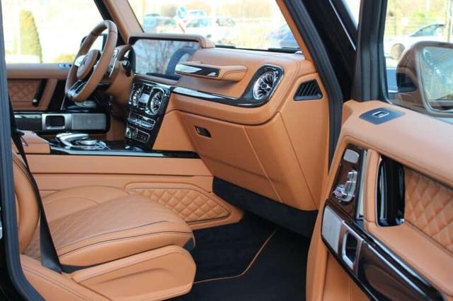 Thêm siêu SUV Mercedes-AMG tiền tỷ mạnh hơn cả Lamborghini Urus chuẩn bị về Việt Nam - Ảnh 5.