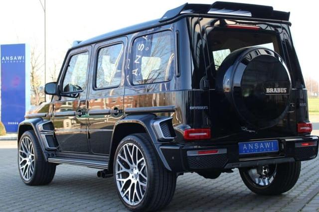 Thêm siêu SUV Mercedes-AMG tiền tỷ mạnh hơn cả Lamborghini Urus chuẩn bị về Việt Nam - Ảnh 3.