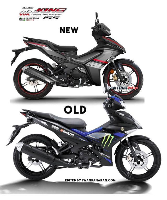 Dân mạng tự thiết kế Yamaha Exciter 155 - Đối thủ của Honda Winner X ra mắt tại Việt Nam trong năm nay - Ảnh 3.