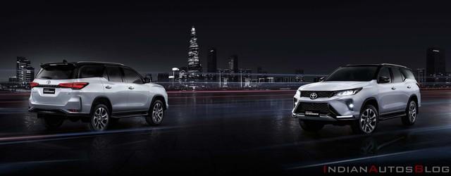 Quên TRD Sportivo đi, Toyota Fortuner giờ có bản thể thao Legender đẹp và xịn như Lexus qua bộ ảnh chi tiết mới - Ảnh 2.