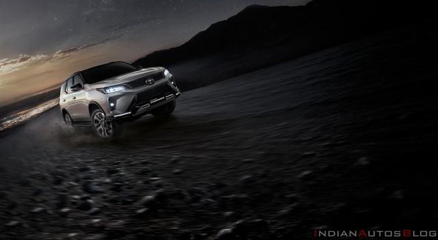 Quên TRD Sportivo đi, Toyota Fortuner giờ có bản thể thao Legender đẹp và xịn như Lexus qua bộ ảnh chi tiết mới - Ảnh 11.
