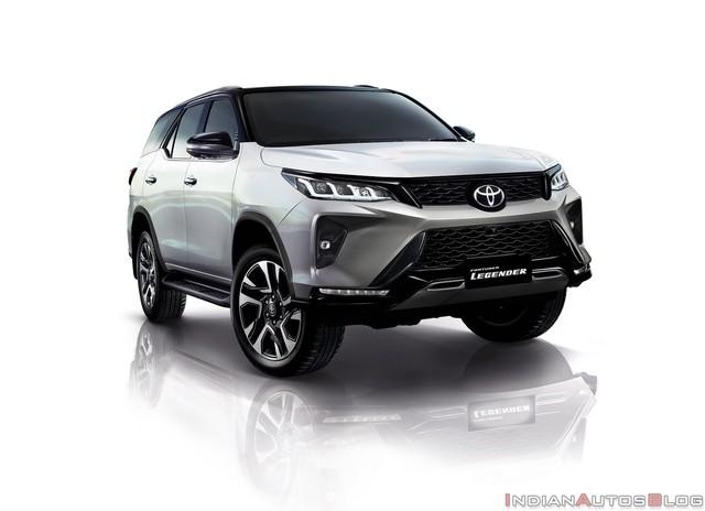 Quên TRD Sportivo đi, Toyota Fortuner giờ có bản thể thao Legender đẹp và xịn như Lexus qua bộ ảnh chi tiết mới - Ảnh 1.