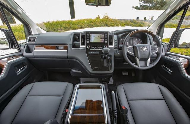 Toyota Granvia ra mắt tại Việt Nam: Giá từ 3,072 tỷ, nhập Nhật, 9 chỗ cho khách VIP - Ảnh 3.