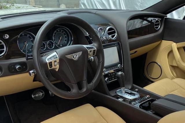 Hàng hiếm Bentley Continental GT Speed như 'đập hộp' giá hơn 8 tỷ đồng tại Việt Nam, 'rẻ' ngang Mercedes-Maybach bản tiêu chuẩn - Ảnh 3.