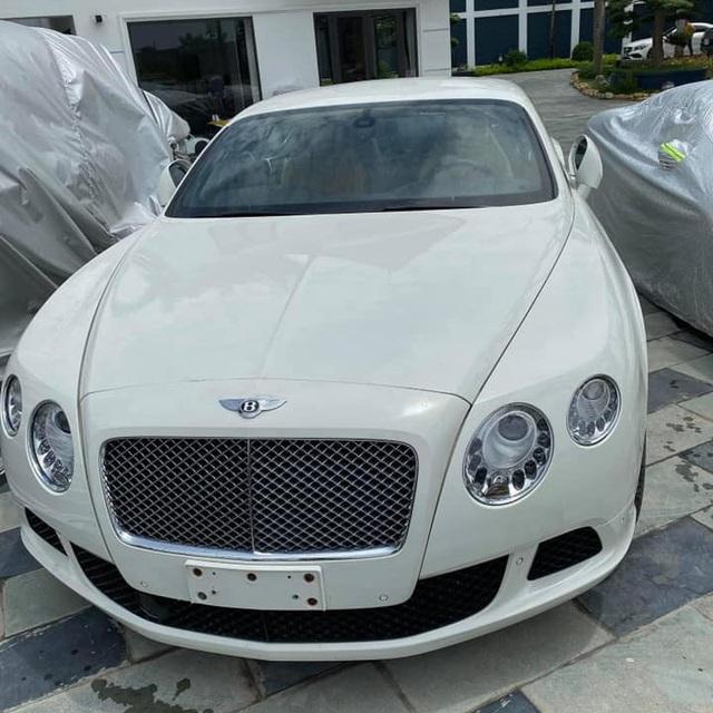Hàng hiếm Bentley Continental GT Speed như 'đập hộp' giá hơn 8 tỷ đồng tại Việt Nam, 'rẻ' ngang Mercedes-Maybach bản tiêu chuẩn - Ảnh 1.