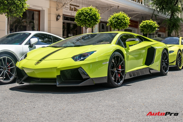 Chia tay doanh nhân Đà Nẵng, Lamborghini Aventador trở về màu nguyên bản để tìm kiếm chủ nhân tiếp theo - Ảnh 2.