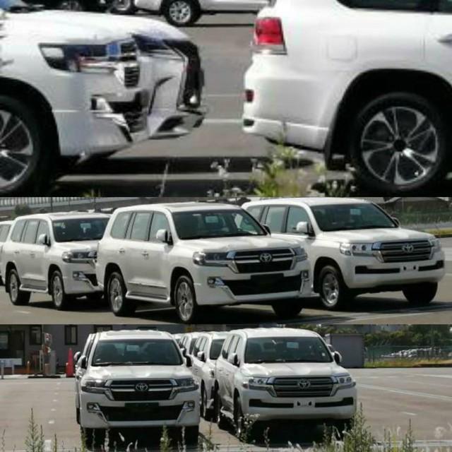 Toyota Land Cruiser bất ngờ lộ bản mới đầy bí ẩn với số lượng lớn - Ảnh 1.