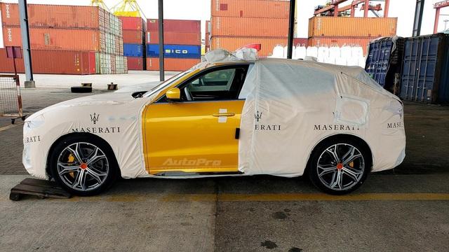 Rộ tin Minh nhựa sắm Maserati Levante Trofeo hàng khủng tại Việt Nam sau khi bán 2 chiếc SUV độ tâm huyết - Ảnh 1.