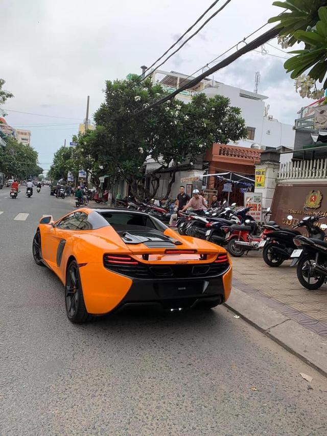 Đại gia Cần Thơ mua lại siêu xe McLaren 650S Spider biển đẹp từng của Minh nhựa, ngay lập tức thay đổi 1 chi tiết - Ảnh 3.