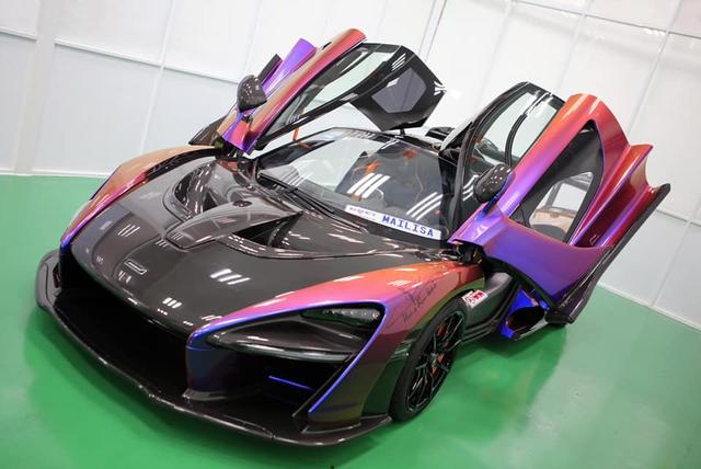 Điểm mặt những mẫu siêu xe đắt nhất Việt Nam trước khi Lamborghini Centenario Roadster về nước, ngả mũ trước độ chịu chơi của đại gia Việt - Ảnh 2.