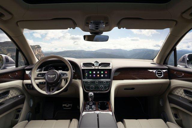 Bentley Bentayga 2021 chính thức chào sân - Nâng tầm SUV siêu sang - Ảnh 3.