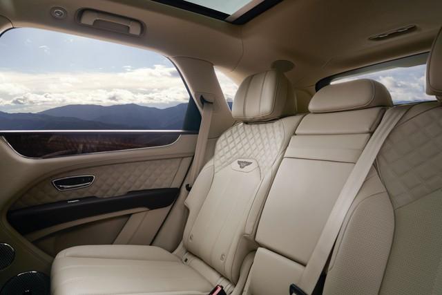 Bentley Bentayga 2021 chính thức chào sân - Nâng tầm SUV siêu sang - Ảnh 7.