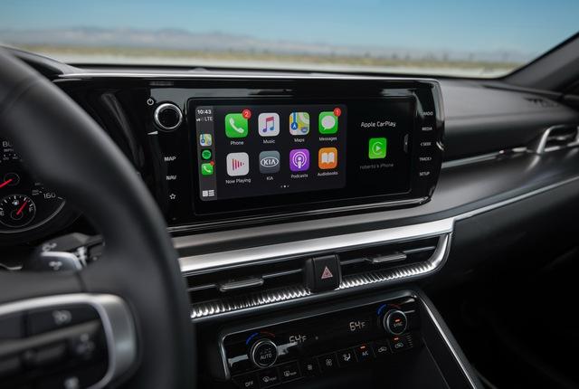 Kia Optima chính thức chào bán phiên bản quốc tế thế hệ mới, đổi tên rộng rãi thành K5 - Ảnh 5.