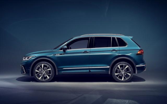 Cạnh tranh Honda CR-V, Volkswagen Tiguan lột xác với loạt trang bị đáng giá - Ảnh 4.