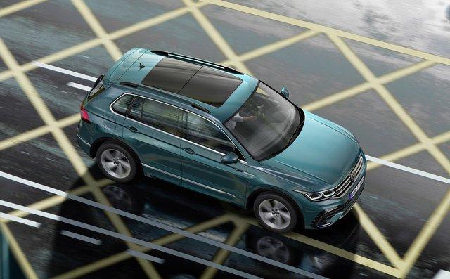 Cạnh tranh Honda CR-V, Volkswagen Tiguan lột xác với loạt trang bị đáng giá - Ảnh 3.