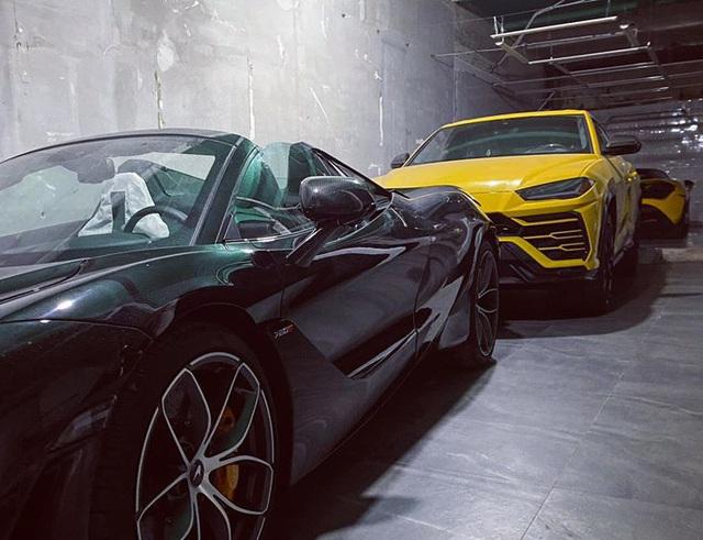 Lộ diện garage siêu xe và xe siêu sang trị giá cả trăm tỷ đồng tại Sài Gòn - Ảnh 3.