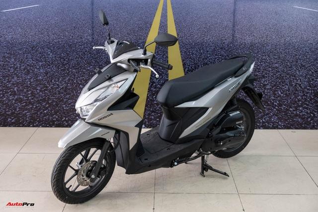 Honda BeAT 2020 đầu tiên về Việt Nam: Đấu Vision lắp ráp trong nước, giá 35 triệu đồng - Ảnh 2.