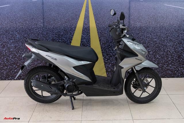 Honda BeAT 2020 đầu tiên về Việt Nam: Đấu Vision lắp ráp trong nước, giá 35 triệu đồng - Ảnh 10.