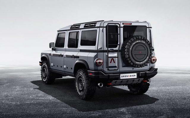 Nếu chê Land Rover Defender đời mới quá nữ tính thì đây là lựa chọn cho bạn - Ảnh 3.