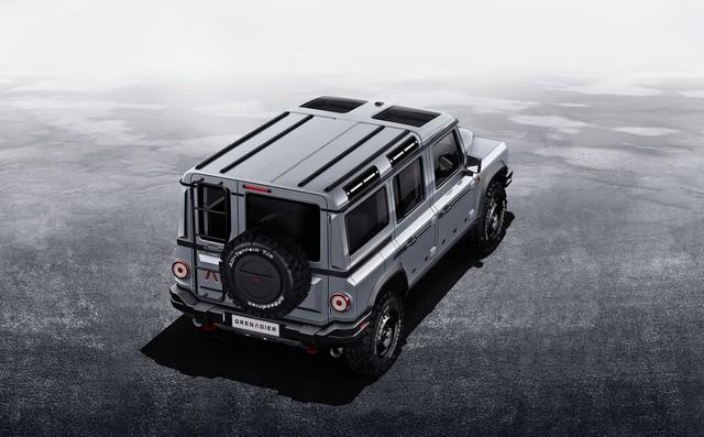 Nếu chê Land Rover Defender đời mới quá nữ tính thì đây là lựa chọn cho bạn - Ảnh 4.