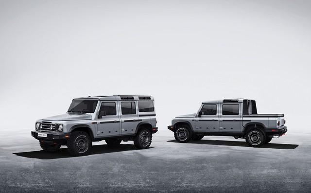 Nếu chê Land Rover Defender đời mới quá nữ tính thì đây là lựa chọn cho bạn - Ảnh 1.