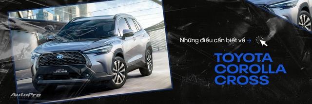 Toyota Corolla Cross về Việt Nam trong tháng 8: Nhiều ưu điểm, nhưng không được hưởng ưu đãi 50% phí trước bạ - Ảnh 4.