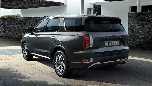 Hyundai Palisade Calligraphy - SUV 7 chỗ hạng sang với nội thất như Mercedes-Benz - Ảnh 2.