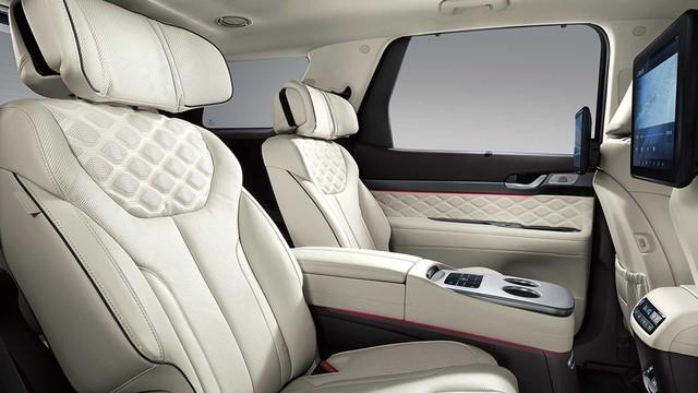 Hyundai Palisade Calligraphy - SUV 7 chỗ hạng sang với nội thất như Mercedes-Benz - Ảnh 3.
