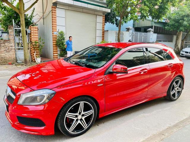 Có hơn 700 triệu đồng, mua Mazda3 Sport mới cho lành hay liều tậu Mercedes A 250 AMG 7 năm tuổi? - Ảnh 5.