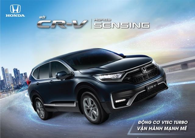 Lộ thông số 3 phiên bản Honda CR-V 2020 lắp ráp tại Việt Nam: Nhiều tính năng hiện đại lần đầu xuất hiện trên cả bản tiêu chuẩn - Ảnh 2.